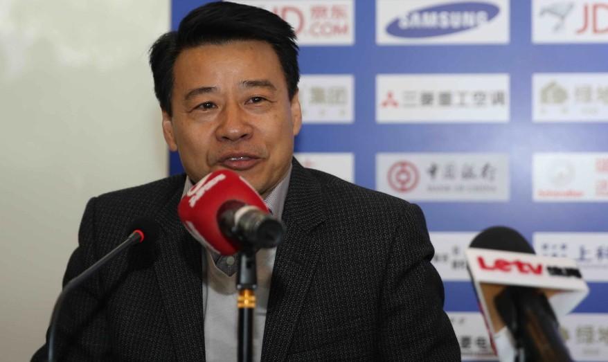 专访吴金贵:申花较早引用数据分析,中国足球大数据时代可期
