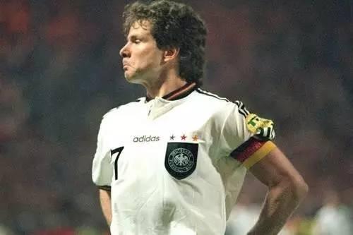 经典赛事丨1996年欧洲杯半决赛德国大战英格兰