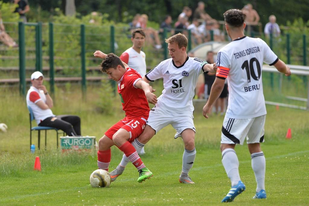 一提到柏林的足球,我们通常会想到两个名字:柏林赫塔和柏林联合.图片