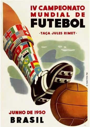 1950年世界杯,他一拳砸碎了巴西队的冠军梦