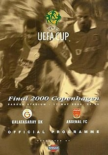 欧洲联盟杯经典丨2000年决赛加拉塔萨雷vs阿森纳