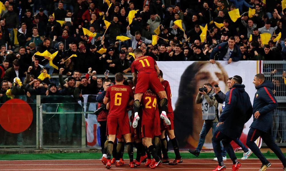 34年后再闯欧冠半决赛,罗马是如何复兴的?
