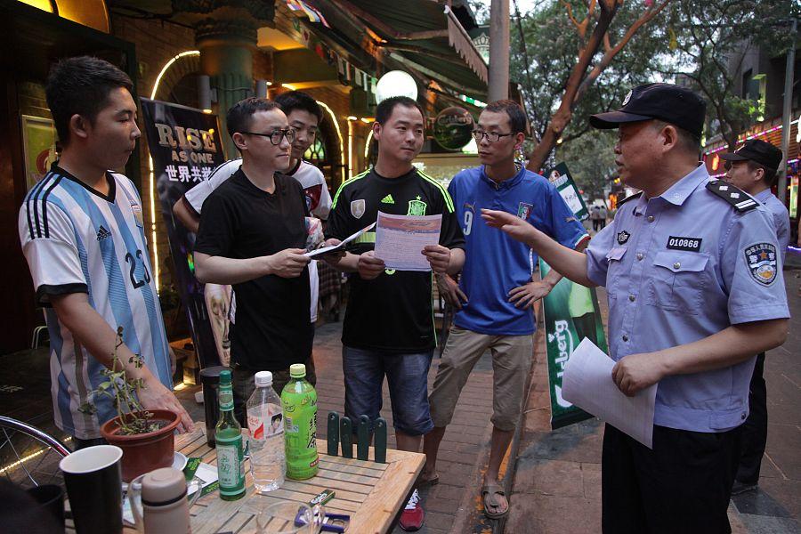 安全第一,世界杯期间北京交警将严查酒驾