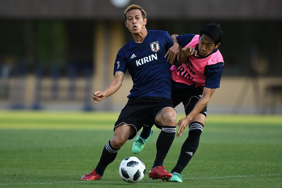日本队巴西世界杯后射手榜:本田圭佑第一,香川冈崎并列第二