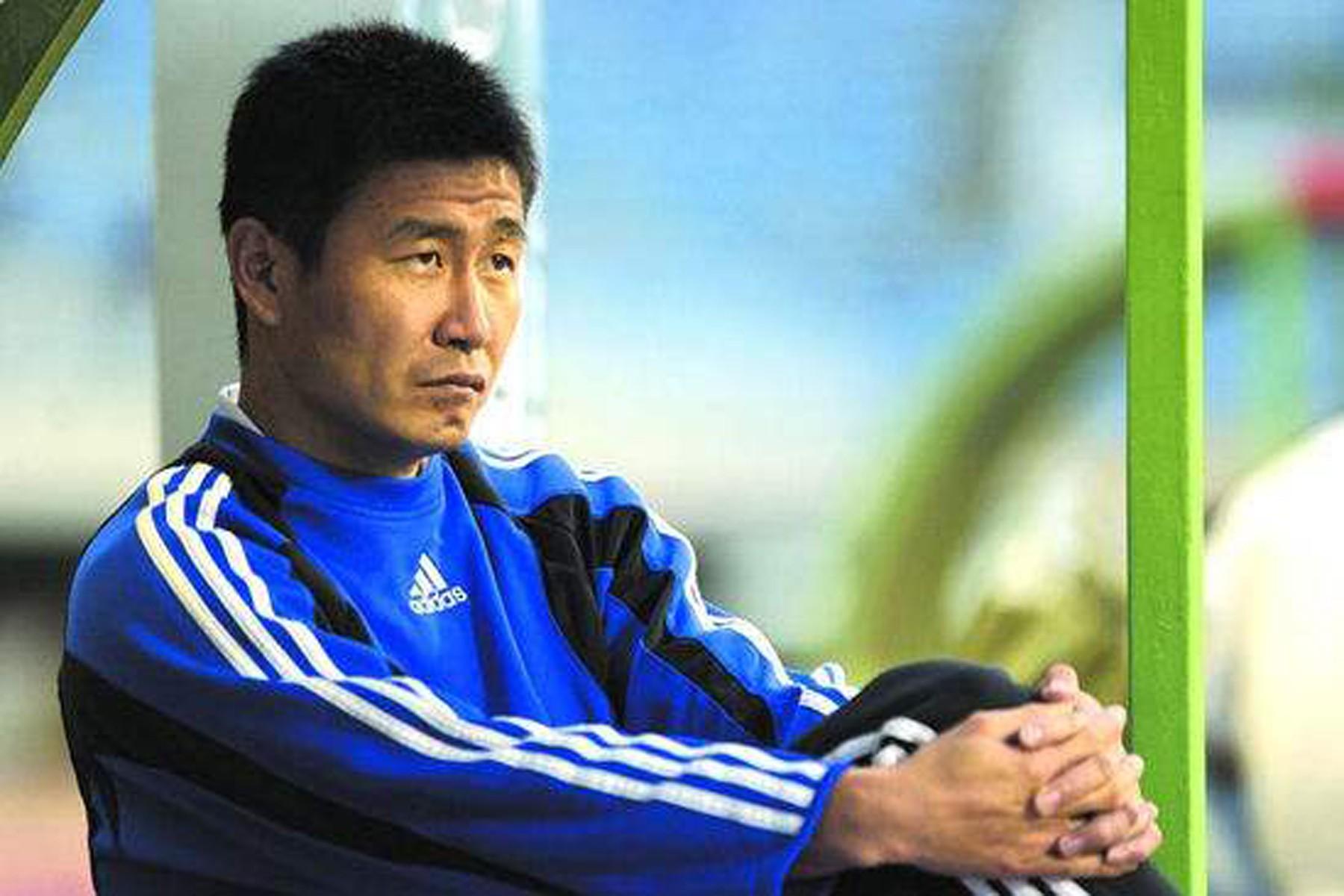 《中国足球列传》5 郝海东:我秀,我骄傲,因为我叫郝大炮