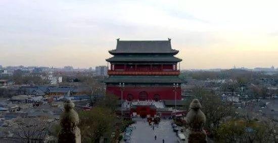 """""""我的家就在钟鼓楼的这边"""",这里有北京人对过去的回忆!"""