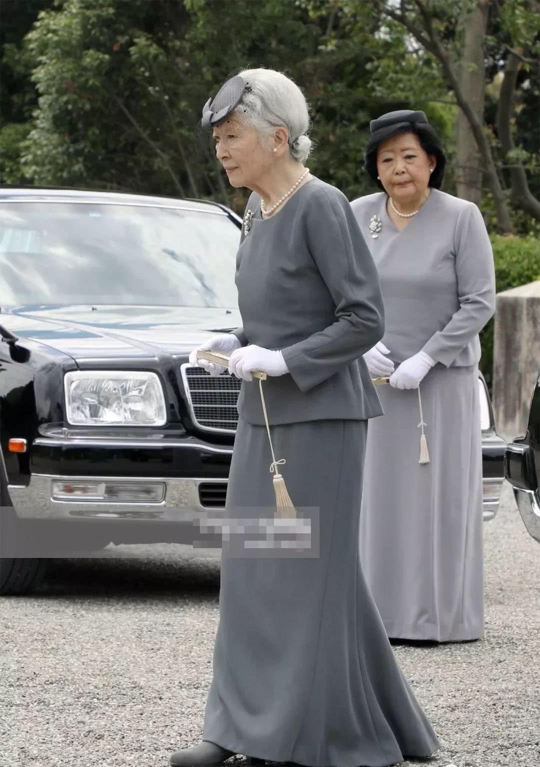美智子上皇后