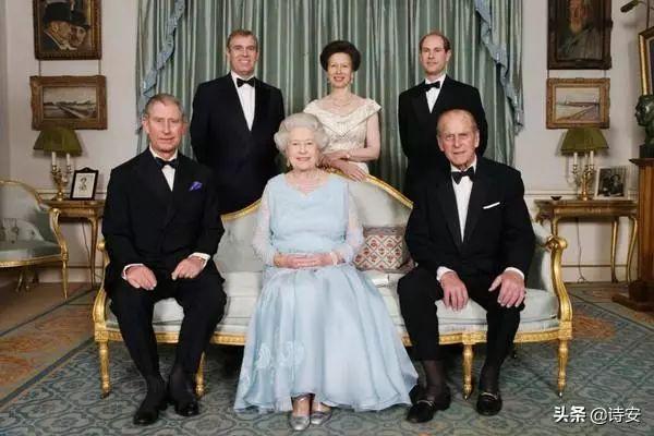 孩子到底跟谁姓?菲利普亲王和英国女王争了几十年