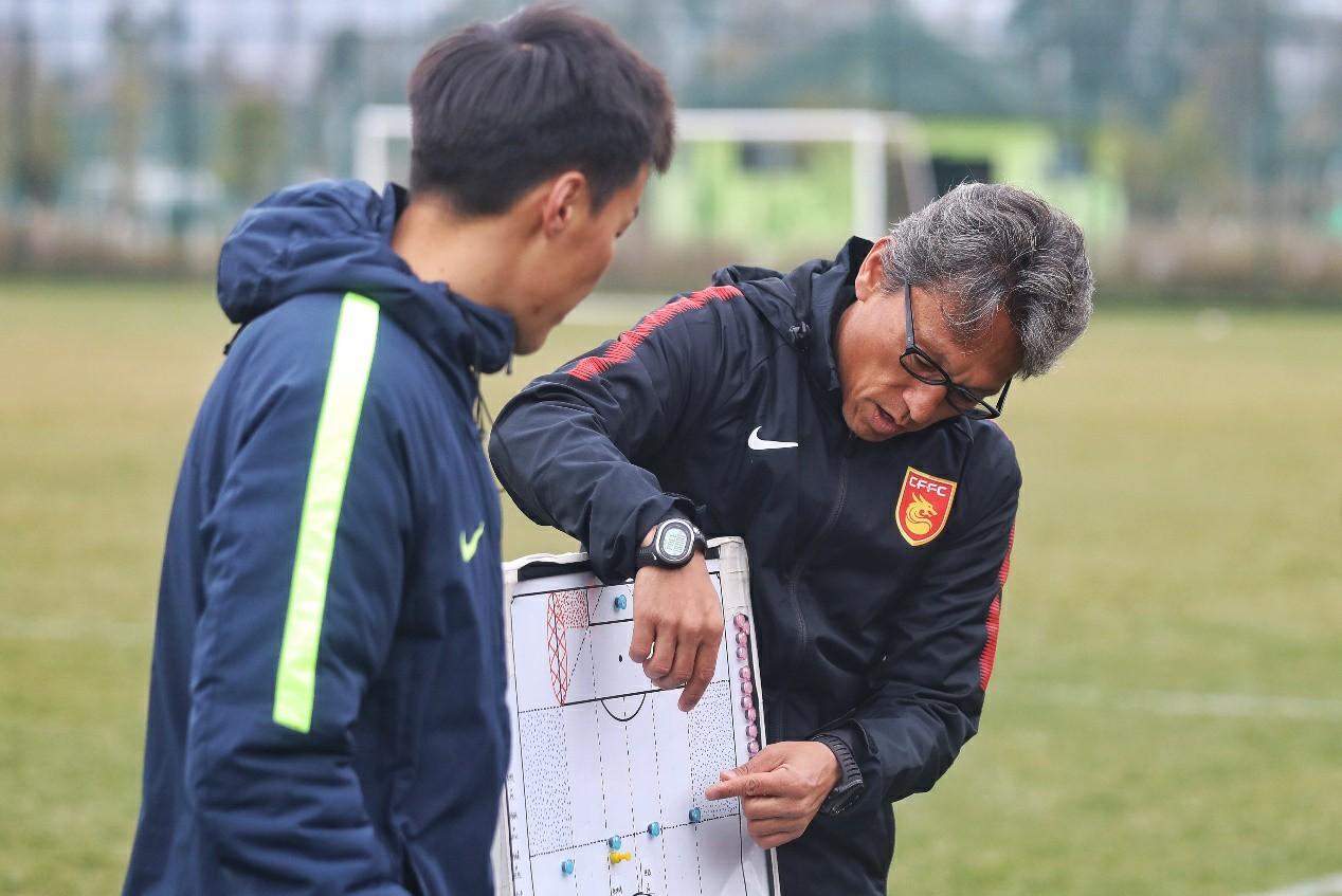 关在高畠勉担负河北华夏幸福豫备队主锻练的通知布告