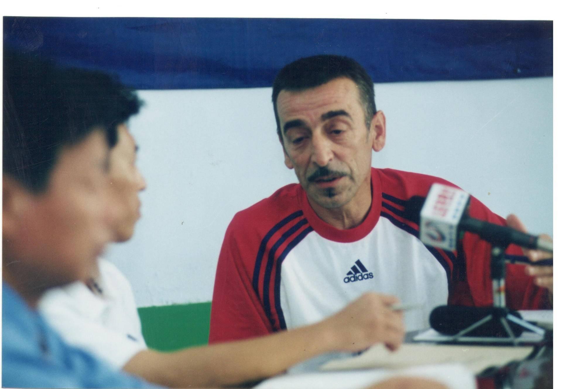 扎根中国二十年的前南青训专家,曾培育出过半支国度队