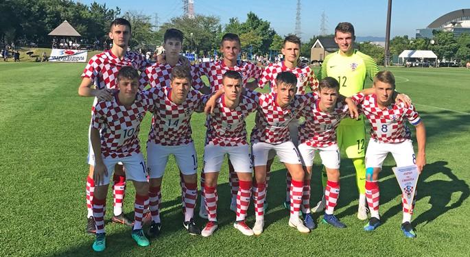 西穆尼奇首战,克罗地亚U19国家队大名单公布