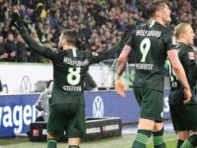 下半程4球1助,踢球者:狼堡边锋斯特芬本想在冬窗离队