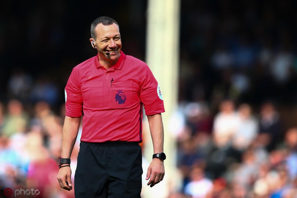 本赛季英格兰足总杯决赛主裁判:弗兰德