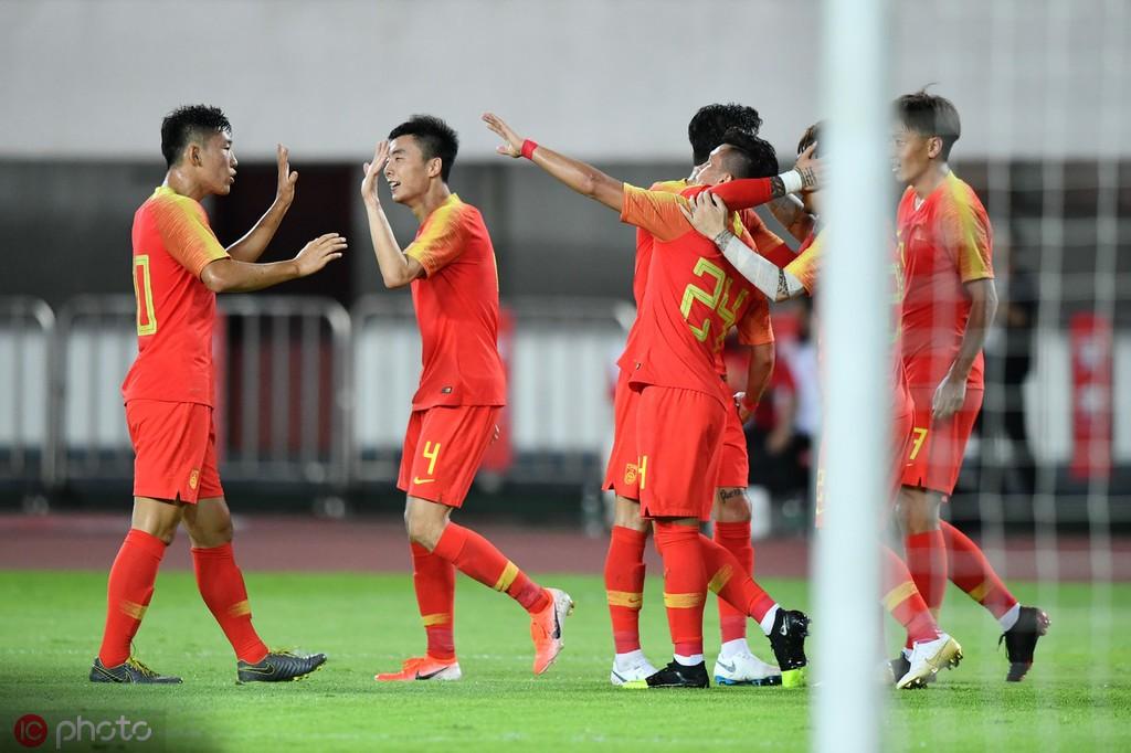 伊拉克输球或国足击败塔吉克斯坦,国足将锁定40强赛种子席位
