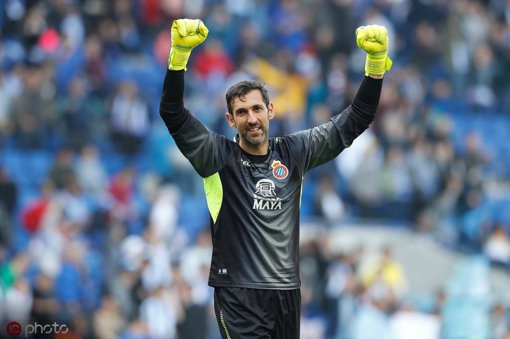 西班牙人官方:迭戈-洛佩斯被队友选举为球队队长之一