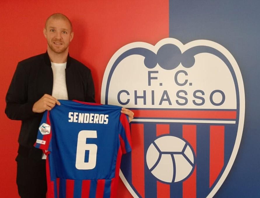 官方:阿森纳旧将森德罗斯加盟瑞士球队基亚索