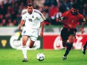 欧洲杯往事:齐达内和2000年欧洲杯