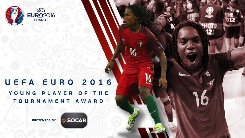 2016欧洲杯最佳年轻球员:雷纳托-桑切斯