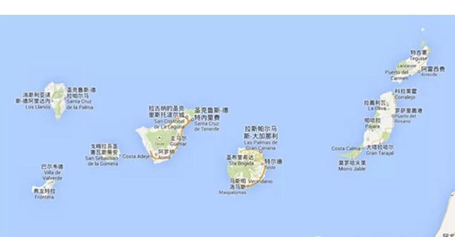 拉斯帕尔马斯探寻加那利群岛和三毛的故事