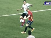 精彩过人集锦Viva Futbol系列——2016欧洲杯技巧秀!
