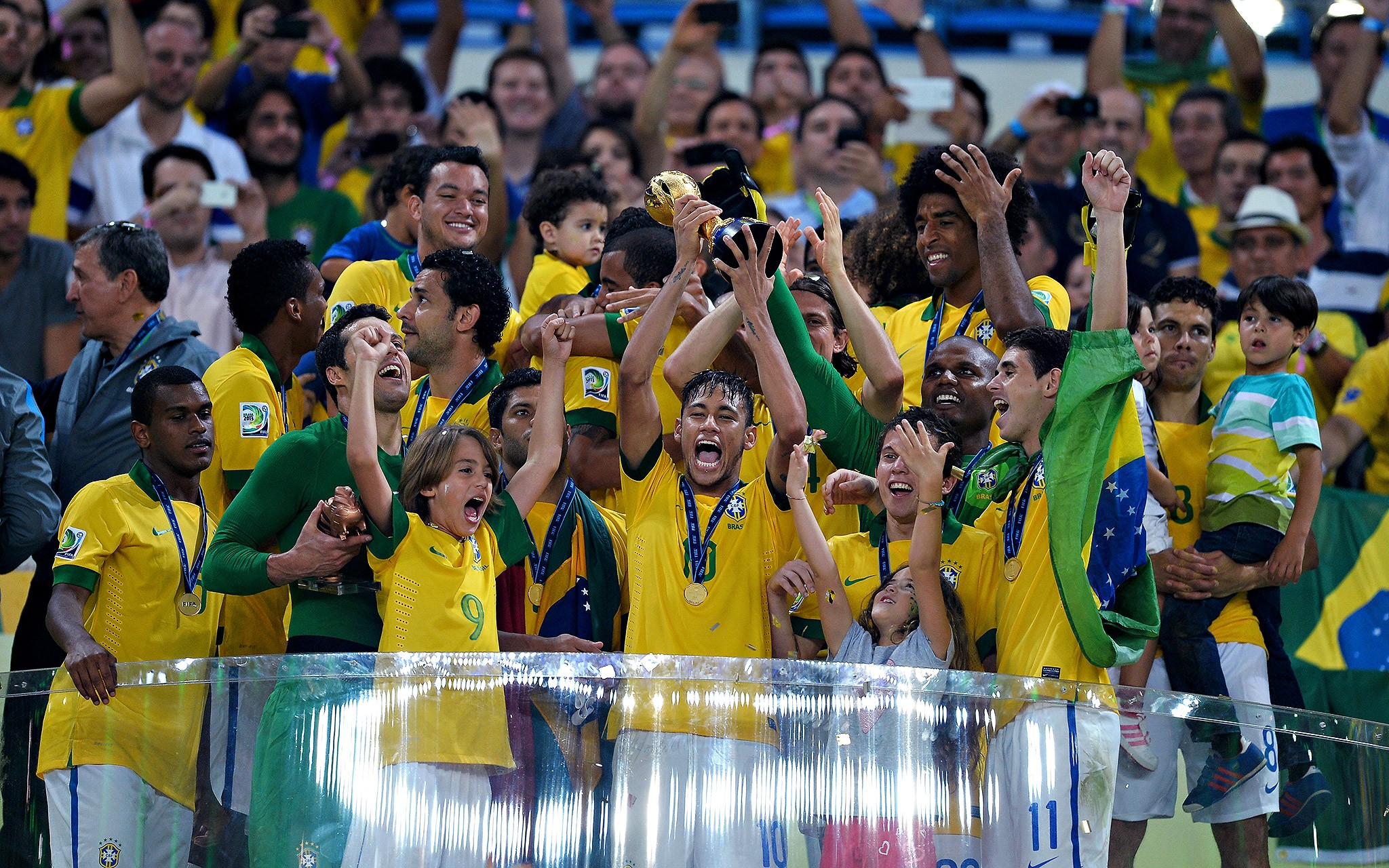 2013年联合会杯 回顾2013年联合会杯:为足球空档期带来别样的精彩