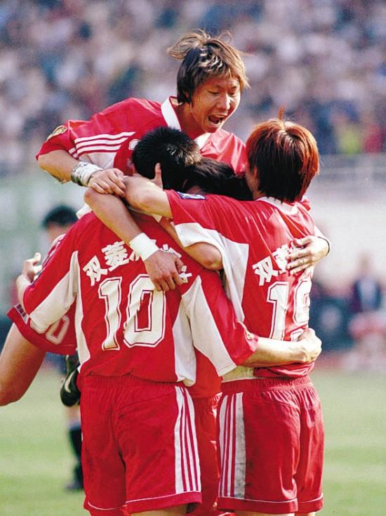 1999年的辽小虎是中国的一道红色烈焰