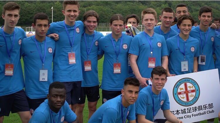 国际足球:墨尔本城青年