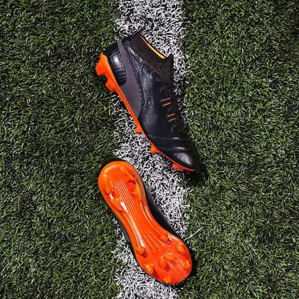 低谷中的指明灯Puma One系系列足球鞋FGAG实物全解