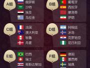 懂球帝启动图:世界杯小组抽签完毕!来吧,决战俄罗斯!