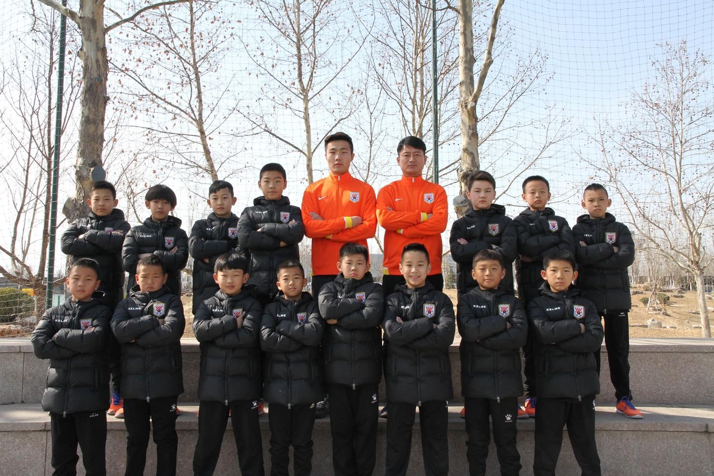 鲁能青训丨足球强国梦,鲁能泰山足球学校十级