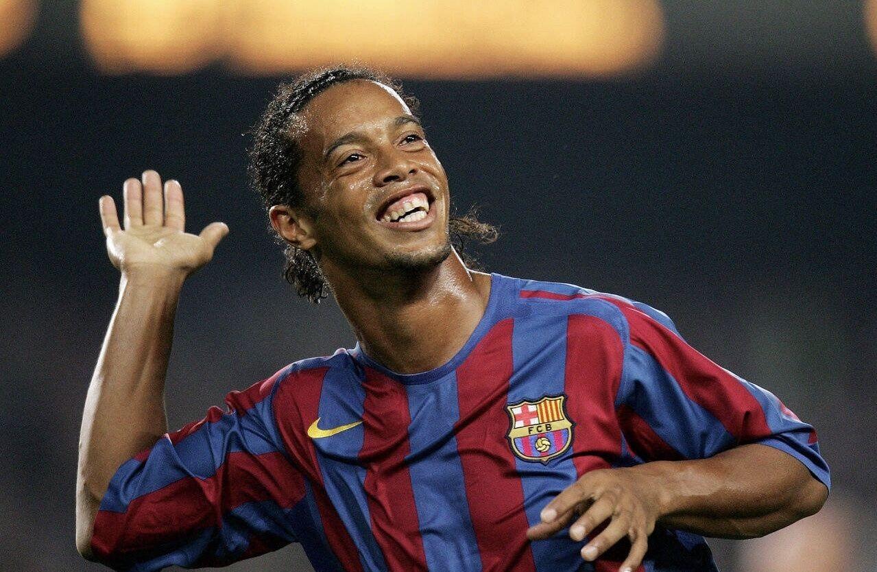 罗纳尔迪尼奥退役时,《天下足球》的文案会如