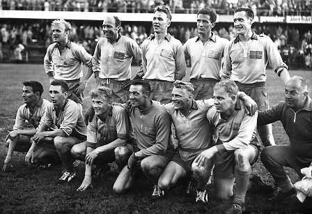 1958年瑞典世界杯:桑巴舞闪耀,贝利初长成