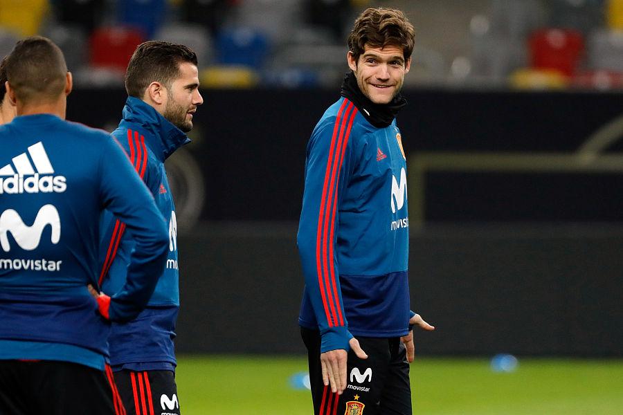M-阿隆索:西班牙能赢得世