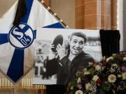 足坛各界人士参加葬礼,多特主席深情悼念阿绍尔