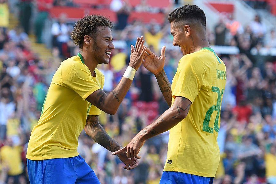狗年世界杯冠军魔咒了解一下?巴西国家队压