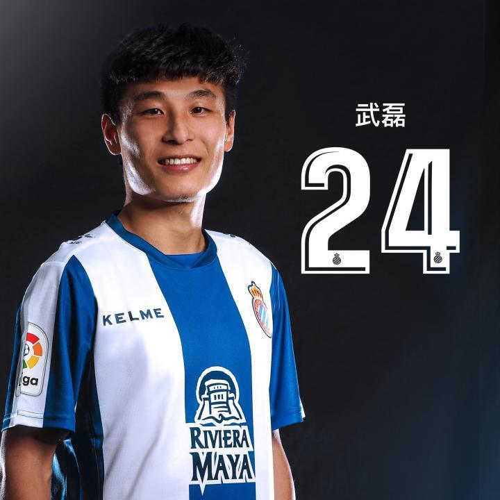 武磊为西班牙人首发!中国球员创造西甲历史