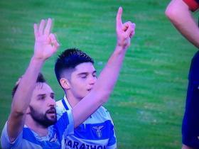 暖心!巴德利处子球进球献给佛罗伦萨前队长阿斯托里