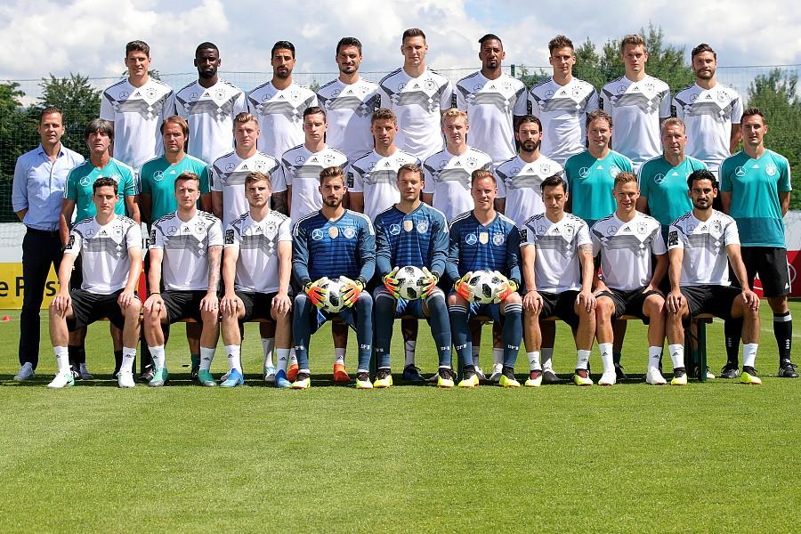 世界杯32强巡礼之德国:鸣响汽笛