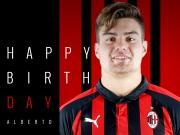 祝阿尔贝托-巴拉泽塔18岁生日快乐!
