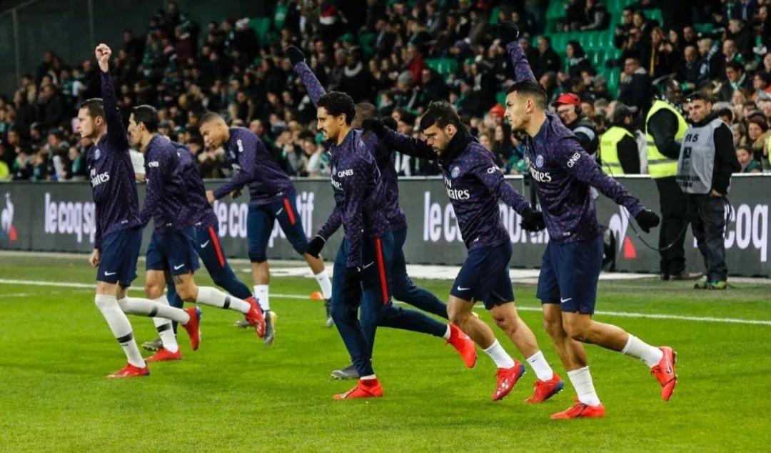 姆巴佩凌空斩!大巴黎1-0战胜圣埃蒂安!