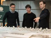 """""""足球界的硅谷"""" :2021年启用的德国足协学院"""