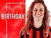 祝马丁娜-卡佩利27岁生日快乐!