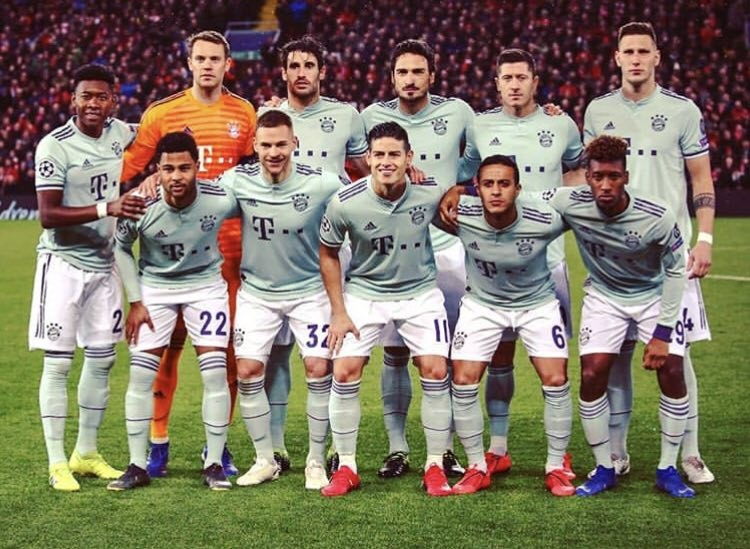 利物浦vs拜仁 利物浦vs拜仁:一场高质量平局,决战留给安联之夜