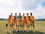 昆明拉练,中国U18国足红队4-0大胜重庆斯威预备队