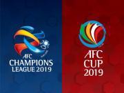 2019赛季亚冠、亚足联杯小组赛前五轮中国裁判选派