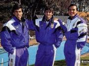 欧联杯五子登科第一人,乌拉圭龅牙神锋,退役后成经纪大亨