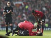 伤病笼罩双红会:红魔全力冲刺后的集体拉伤
