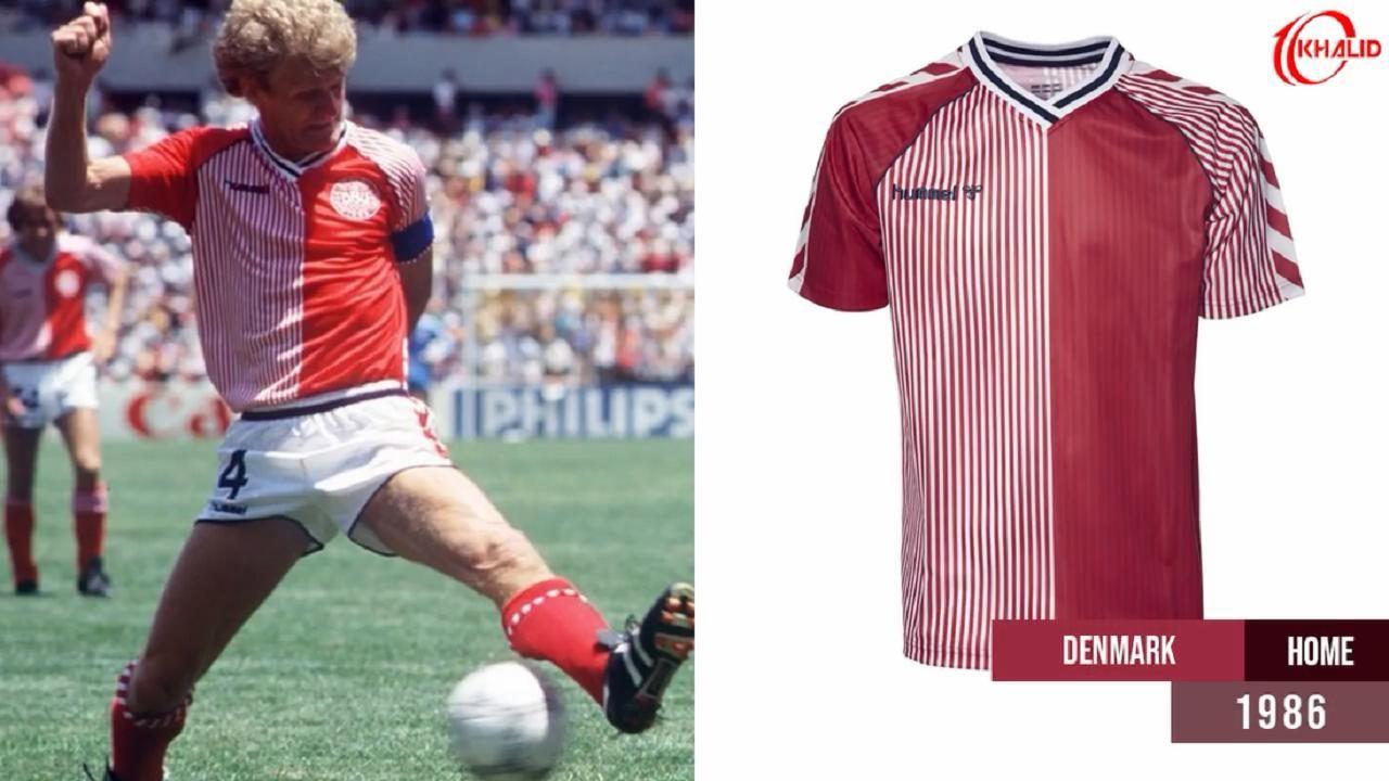 令人印象深刻的世界杯球衣:喀麦隆无袖衫,日本