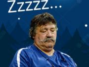 """懂球帝海报:""""1-0""""横行世界杯,你看困了吗?"""