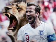 懂球帝海报:凯恩的第一届世界杯,157分钟5个进球